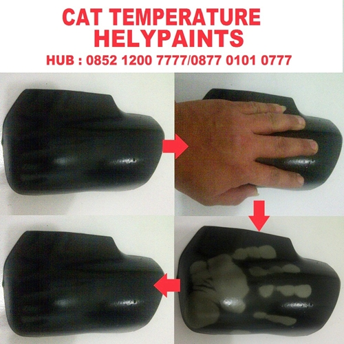 Cat thermochromic Helypaints