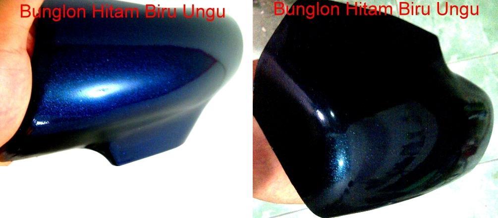 hitam biru