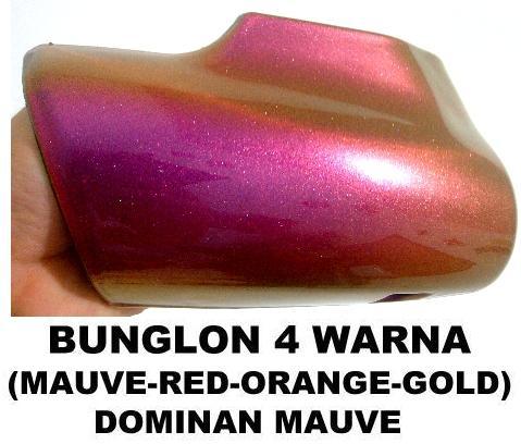Cat bunglon mauve 4 warna helypaints