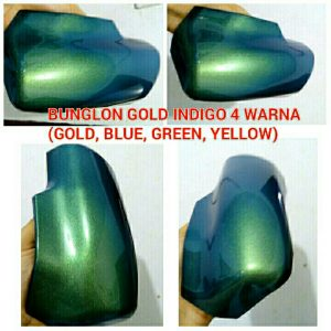Bunglon Gold Indigo Helypaints