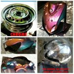Chrome paint Indonesia