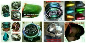 Cat Holographic murah helypaints